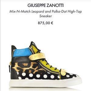 G. Zanotti High Tops Sneakers